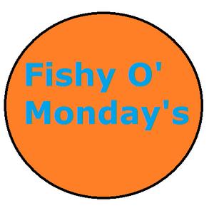 Fishy O'Monday's Logo