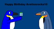 Happy Birthday Avationrocks10 (2016)