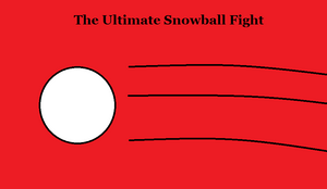The Ultimate Snowball Fight Logo