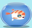 Ebi Sushi Fish