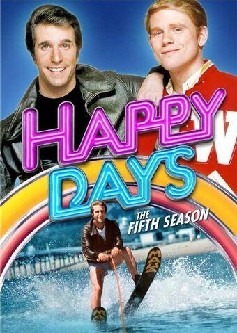 File:Happy Days Season 5 DVD cover.jpg