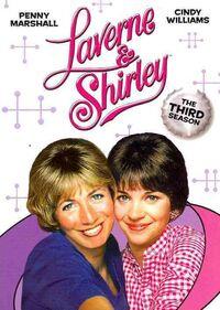 Laverne & Shirley Season 3