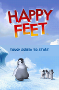 Happy Feet DS title