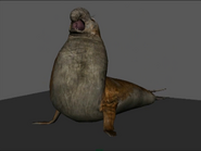 Bryan roaring test (Happy Feet 2 Game)