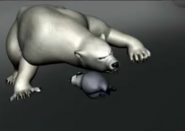 Polar bear in HF2 Reel