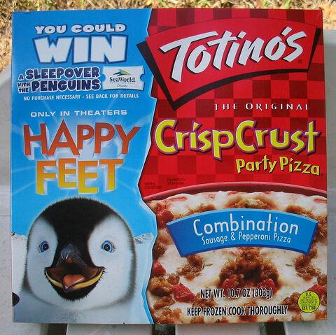 File:Happy Feet Totino's movie tie-in promotional penguin pizza.jpg