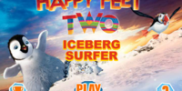 Happy Feet Two: Iceberg Surfer