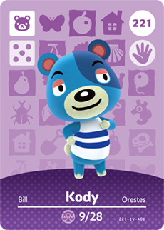 Kody Card