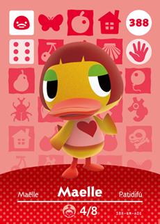 Maelle Card