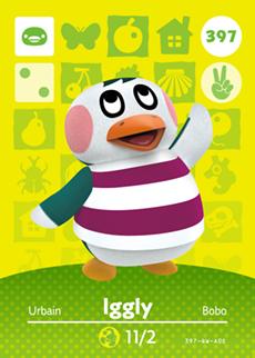 Iggly Card