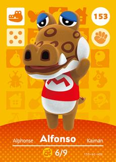 Alfonso Card