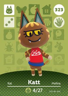Katt Card