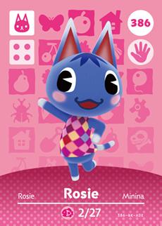 Rosie Card