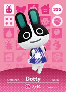 Dotty Card