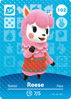 ReeseCard