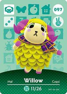 WillowCard