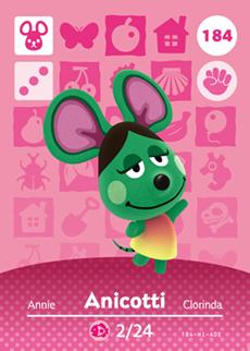 Anicotti Card