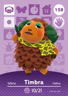 Timbra Card