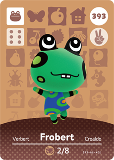 Frobert Card