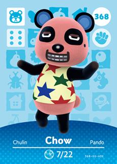 Chow Card