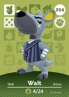 Walt Card