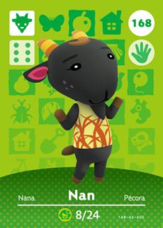 Nan Card