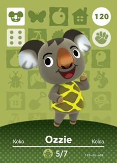 Ozzie Card