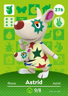 Astrid Card