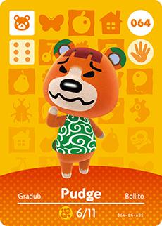 PudgeCard
