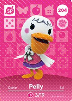 Pelly Card
