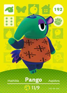 Pango Card