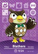 Blathers Card