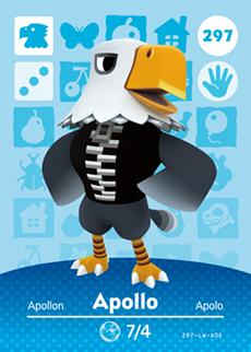 Apollo Card