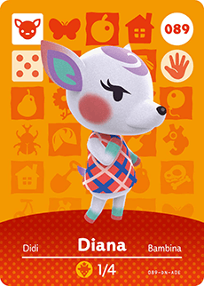 DianaCard