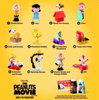 McDonalds The Peanuts Movie US Canada