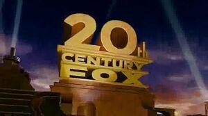 20th Century Fox logo 2005 - Robots Variant
