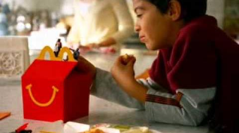 New Batman Brave And The Bold Mcdonalds Happy Meal Commercial