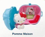 2011 Hello Kitty Pomme Maison