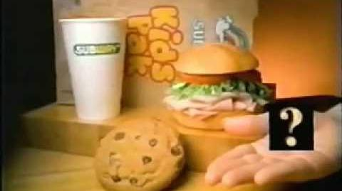 Subway Kids Pak Commercial - Nick Jr