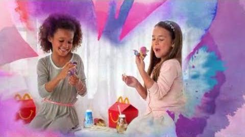 My Little Pony Rainbow Power McDonald's Happy Meal Commercial