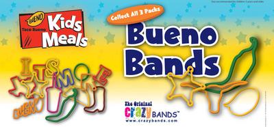 Taco Bueno Crazy Bands 2011
