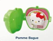 2011 Hello Kitty Pomme Bague