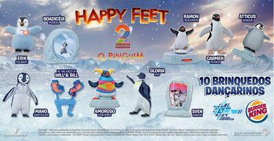 BK BR Happy Feet 2