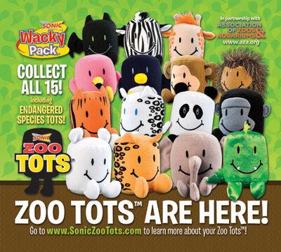 Sonic Zoo Tots