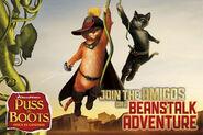 McD UK Puss in Boots Beanstalk Adventure