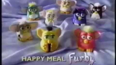 McDonald's Ad- Furby (1999)