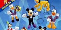 Disney's House of Mouse (McDonald's, 2001)