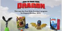 How to Train Your Dragon (Hardee's, 2010)