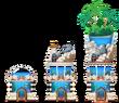 Seaside Business Exotic Aquarium Level 1to3