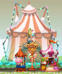 Circus background lev1